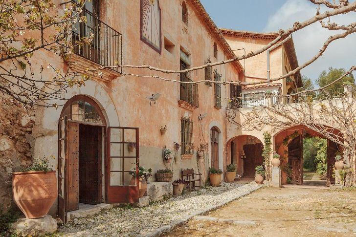 Потрясающий испанский особняк Villa Catalina Barcelona | Пуфик - блог о дизайне интерьера