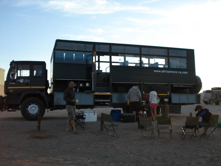 Africa Travel Co adventure in Namibia