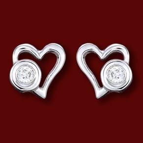 Diamond hearts $435.58