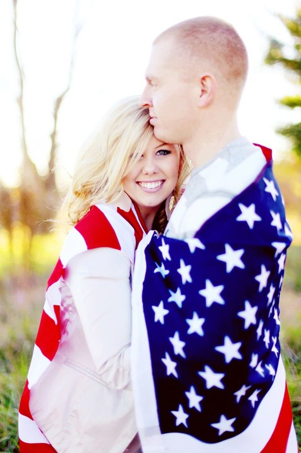 OR.. maybe straight up American engagement photos! or a mixture of them all.