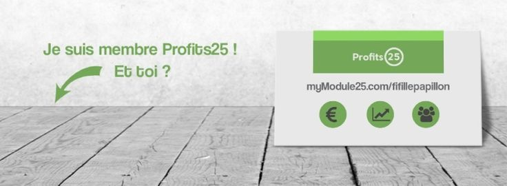 Hello, I have a real opportunity to share with you. MAKE YOUR CLICKS 10 PER WEEK AND GET PAID EVERY FRIDAY! http://myModule25.com/fifillepapillon