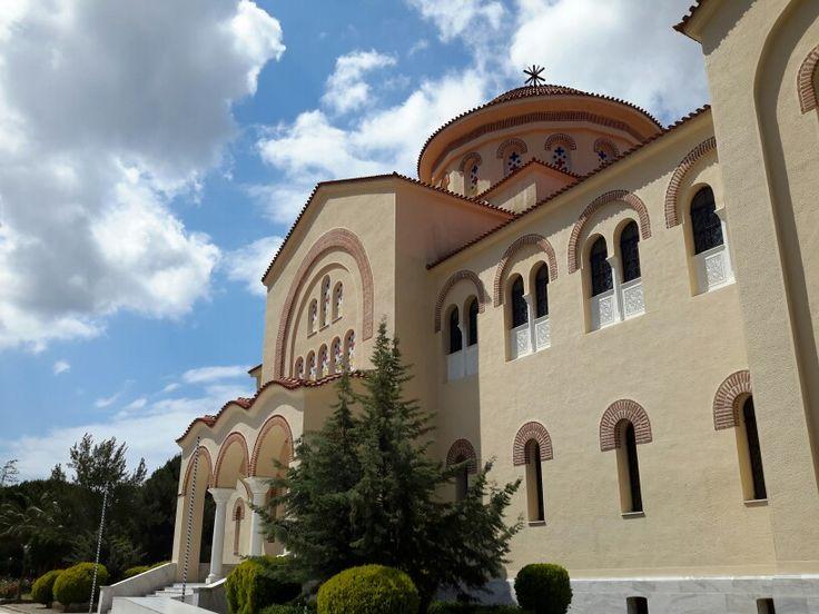 Monastero di Aghios Gerasimos -  Kefalonia - Greece