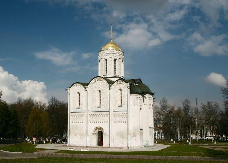 Все 9 домонгольских храмов средней полосы России — Глобус России