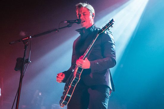 Interpol preview new songs in Glasgow as NME Awards Tour 2014 with Austin, Texas begins | News | NME.COM