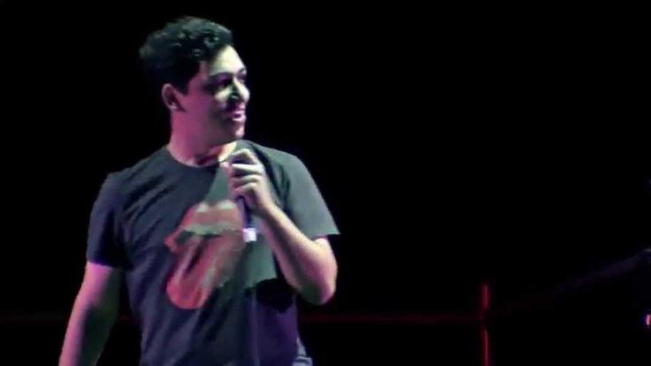 Stand up en Ciudad Emergente 2013 - Miren el final!! - Mariano De María