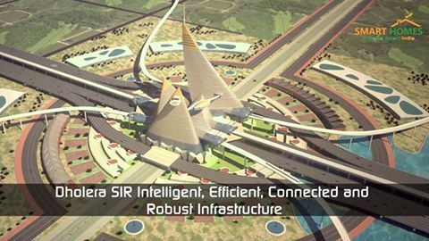 Invest in ‪#‎Dholera‬ Smart City Phase I and Reap Incredible Benefits in the Future!! To Know More Visit: http://goo.gl/poIjR0