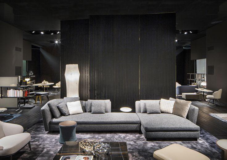 18 best minotti imm cologne 2016 images on pinterest. Black Bedroom Furniture Sets. Home Design Ideas