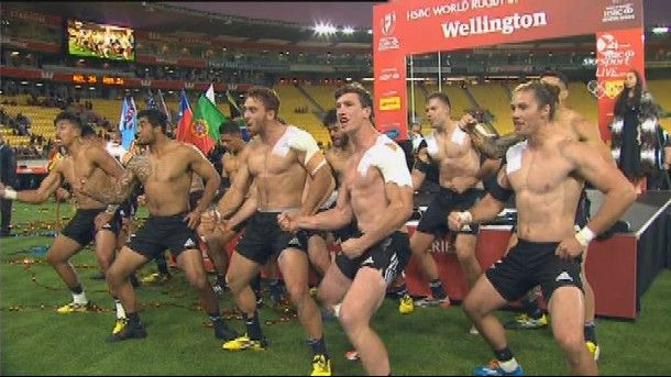 After their miracle Cup Final win over South Africa, the All Blacks Sevens thanked their fans for supporting them the entire weekend. Fulltime: SAF 21 NZ 24