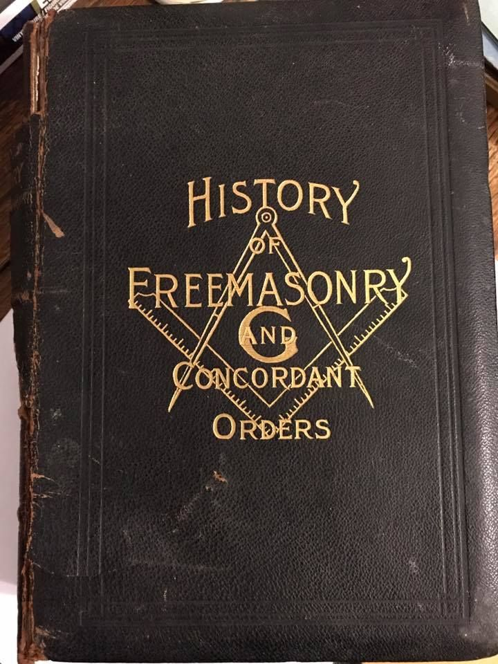 History of Freemasonry and Concordant Orders 1914   Mason