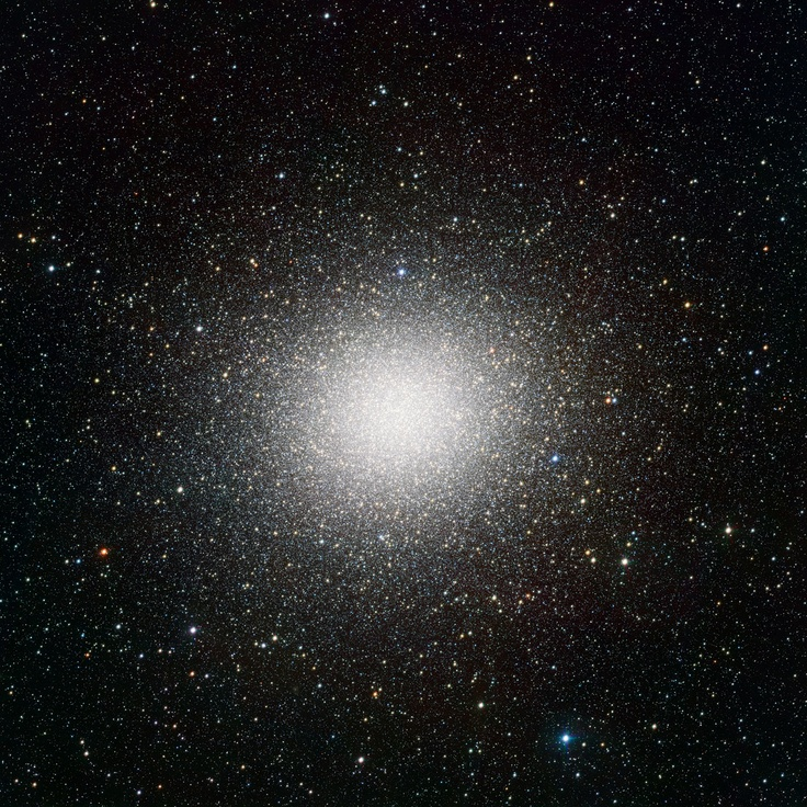 VST image of the giant globular cluster Omega Centauri*