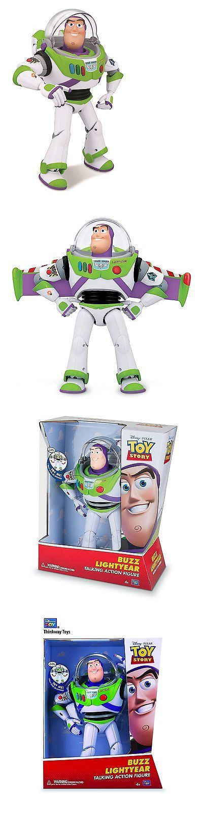 Toy Story 19223: Toy Story 3 Talking Action Figure - Buzz Lightyear -> BUY IT NOW ONLY: $42.67 on eBay!