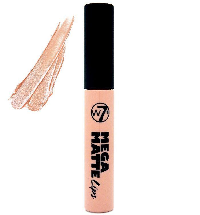 Τα Mega Matte Nude Lips είναι τα υγρά κραγιόν της W7, που χαρίζουν έντονο, ματ χρώμα στα χείλη! Έχουν κρεμώδη υφή και αφήνουν τα χείλη ενυδατωμένα μετά από κάθε εφαρμογή. Είναι σταθερά, με διάρκεια στο αποτέλεσμα και έρχονται σε υπέροχες, nude αποχρώσεις.Περιεκτικότητα: 7ml