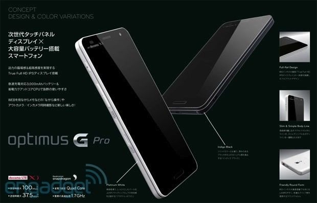 #LG pronta a rilasciare uno #smartphone con schermo 1080p
