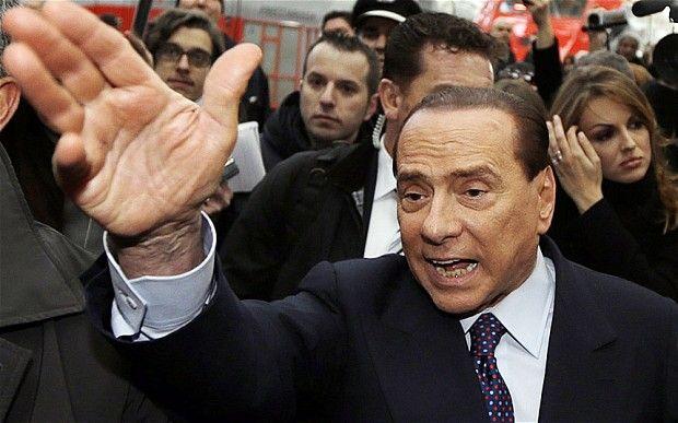Silvio Berlusconi backtracks after making gay jibe