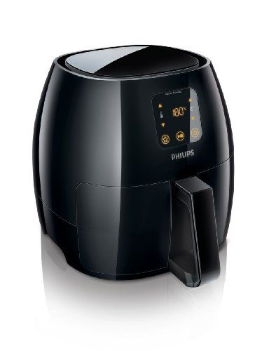Philips XL Airfryer, The Original Airfryer Best Offer. Best price Philips XL Airfryer, The Original Airfryer, Fry Healthy with 75% Less Fat, Black Featuring Rapid Air Technology, the Philips Airfryer flows hot air with s