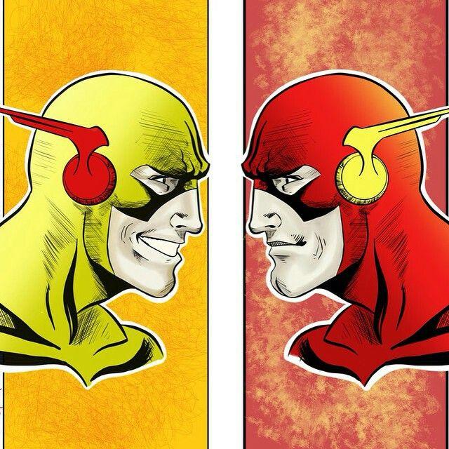 reverse flash vs professor - photo #33
