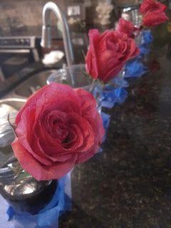 Middle School Science Fair Project:  which liquid makes cut flowers last the longest?