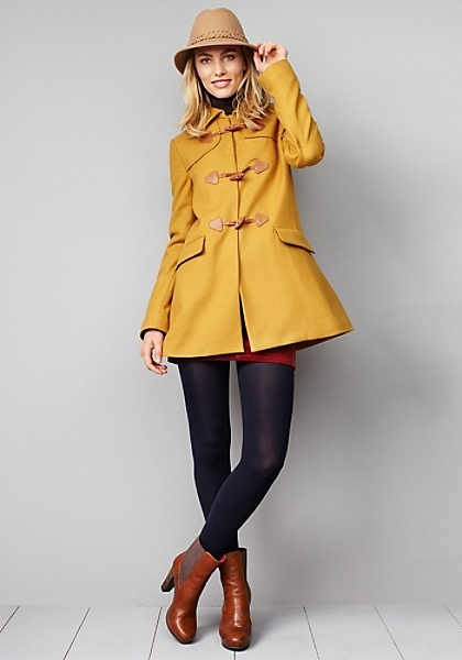 8 best images about clothes on pinterest coats yellow for Boden yellow raincoat