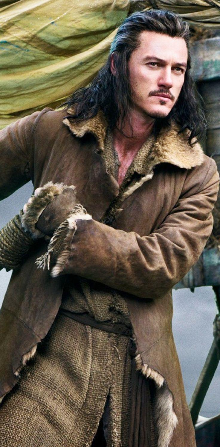 Bard the Bowman, Hobbit, Luke Evans