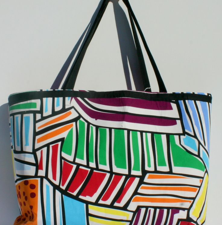 Oversize heavy duty open bag perfect for the beach or pool! 55 x 43 x 16 cm $ 60