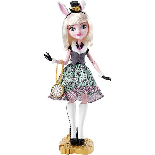 Ever After High Bonecas Royal Bunny Blanc - Mattel