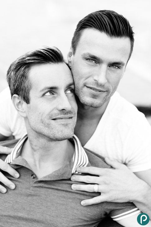 Gay Men Wedding | Gay men portraits in Poole Dorset