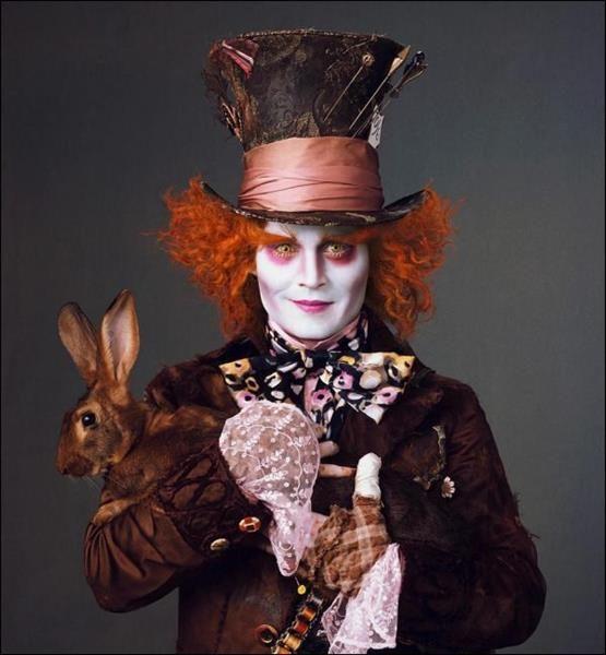 Алиса в стране чудес костюм шляпника