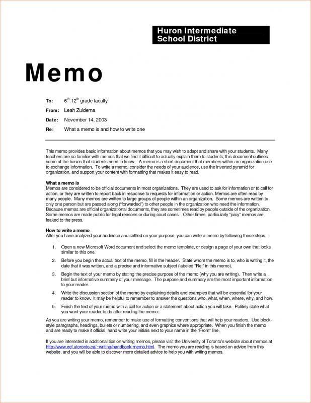 Example Pay Stub Business Memo Memo Examples Memo Template