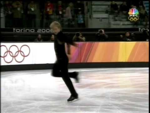 Evgeni Plushenko Tosca Sp Olympics Torino 2006