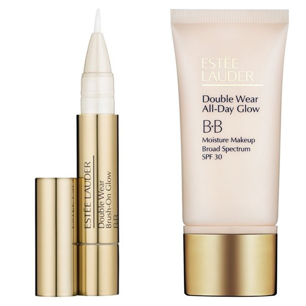Estee Lauder Double Wear All Day Glow BB Moisture Makeup Coming Up