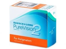 PureVision 2 HD for Astigmatism (6 čoček) - Bausch and Lomb