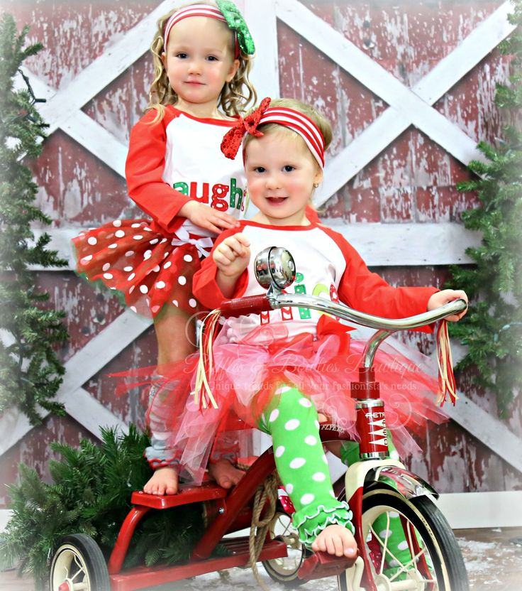 Christmas Naughty & Nice Shirts Christmas photoshoot