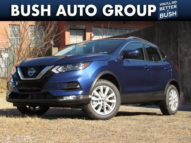 2020 Nissan Rogue Sport Sv Nissan Rogue Nissan Fuel Economy