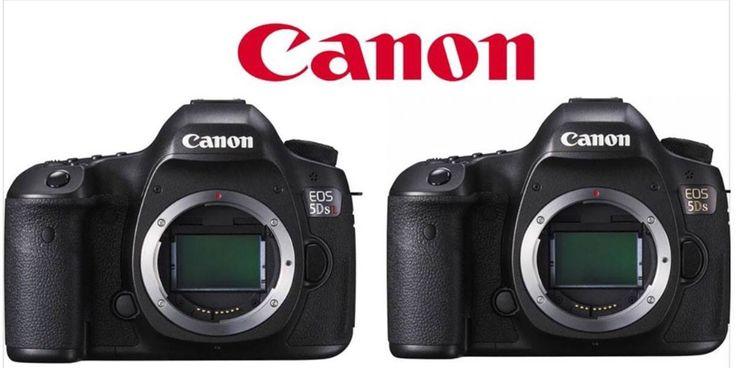 Canon 5DS & 5DS R