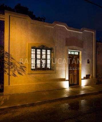 Casa restaurada en el centro de m rida yucat n casas for Construccion de piscinas merida yucatan