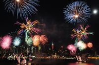 Fireworks over the East River (Ch. 2)