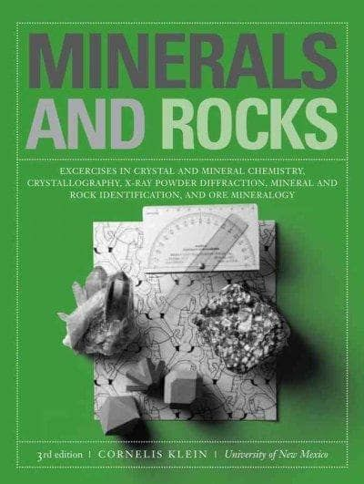 Minerals and Rocks: Exercises in Crystal and Mineral Chemistry, Crystallography, X-Ray Powder Diffraction, Minera...