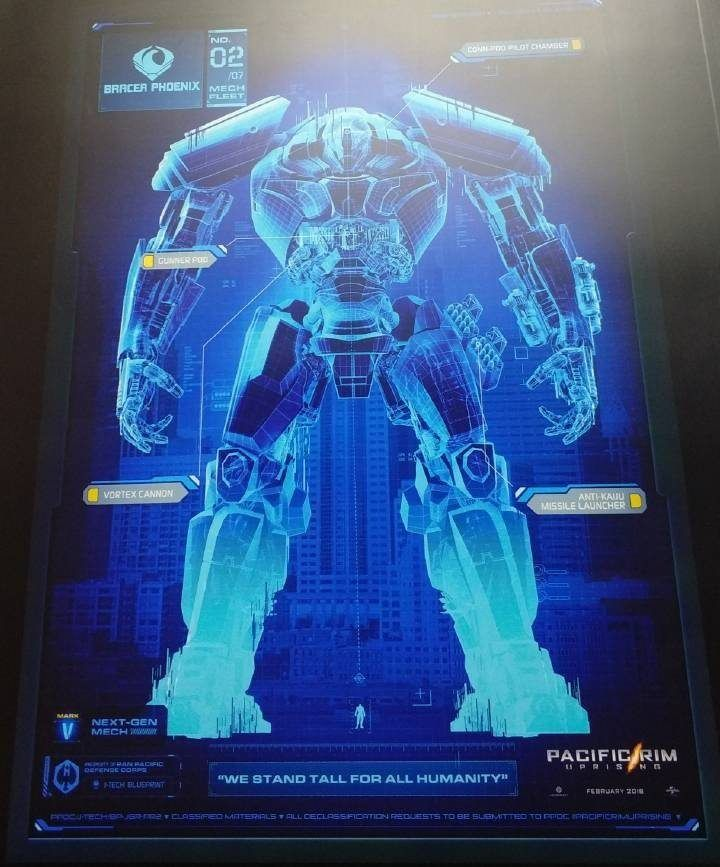 Here Are Three New Pacific Rim: Uprising Jaegers - Dread Central