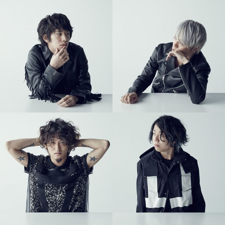 ONE OK ROCK in Vogue.