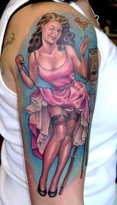 hannah aitchison tattoo - Google Search