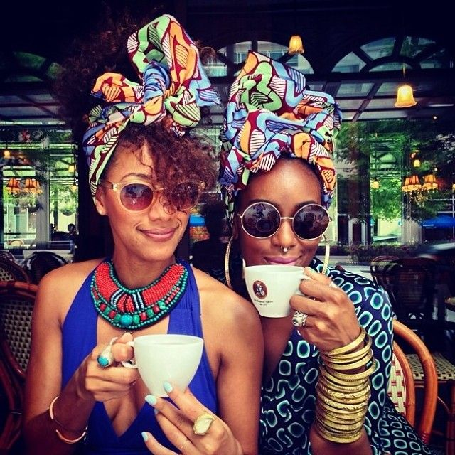 Head #wrapped   La mode africaine   Pinterest   Head wraps, African fashion style and Ghanaian fashion