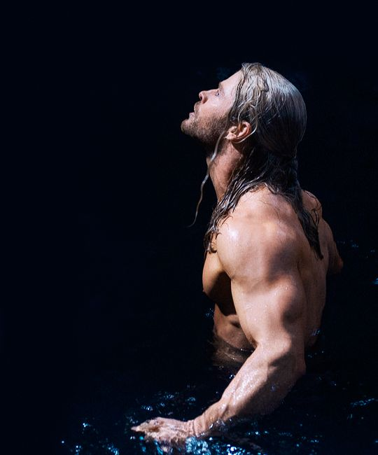 "thorvalkyrie: "" If the water spirits accept me, I can return to my dream, and find what I missed. ϟ """