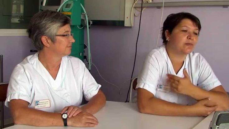 Ce Qui Fait Fragilité pour les puéricultrices du service de réanimation de néonatalogie du CHU de Rouen qui possède un service culturel au service des patients (attaché Denis Lucas).
