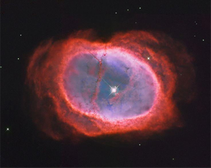 NGC 3132: THE SOUTHERN RING NEBULA - Image Credit: Hubble Legacy Archive, ESA, NASA; Processing – Donald Waid