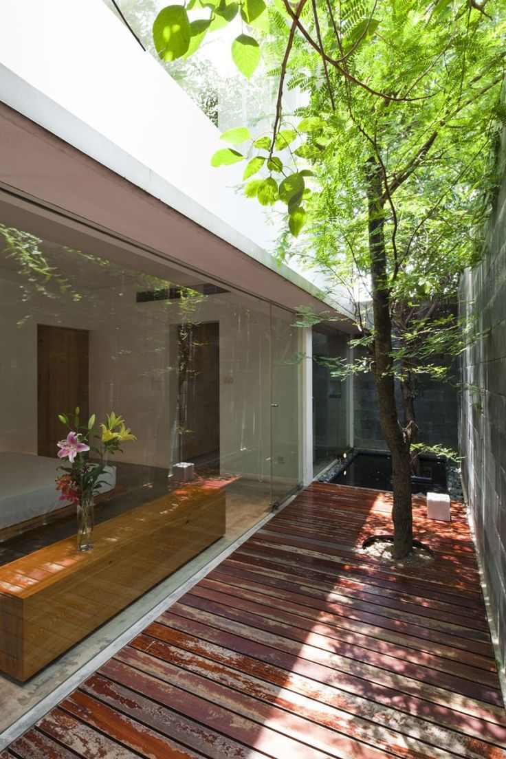 69 best interior courtyard images on pinterest architecture m11 house by a21 studio