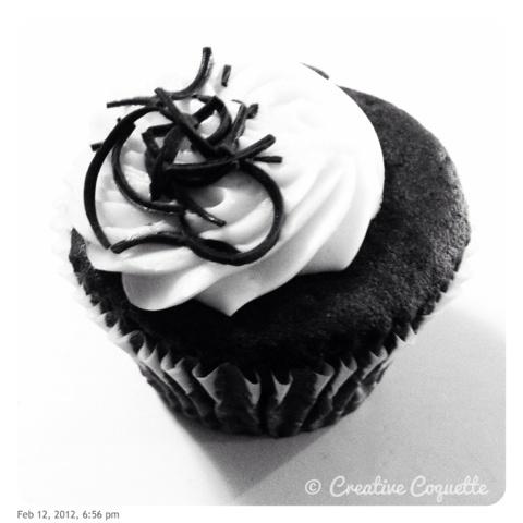 Black Tie Cupcake | Cakes! | Pinterest