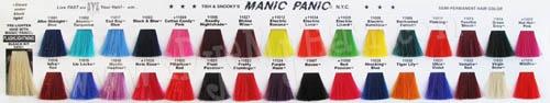 Hair Colors VEGAN