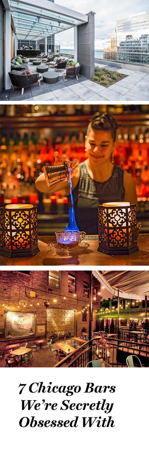 Read about 7 hidden Chicago bars and why we love them…