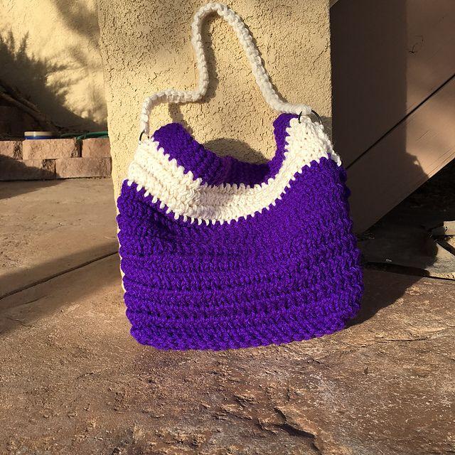 27 Best Loom Knitting Bag Ideas Images On Pinterest Knit Bag