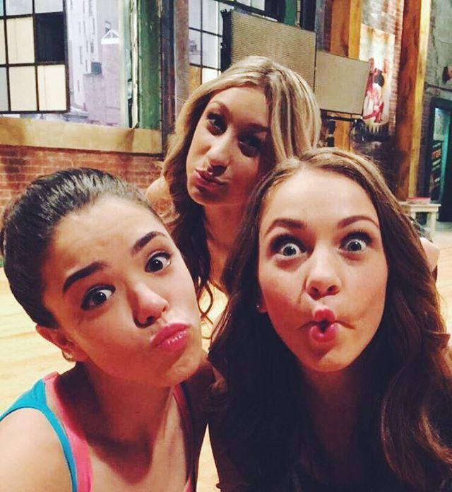 Missin these girlies . #thenextstepseason4 #TNSSeason4
